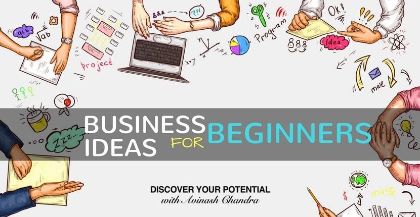 Offline & Online Business Ideas for Beginners in India