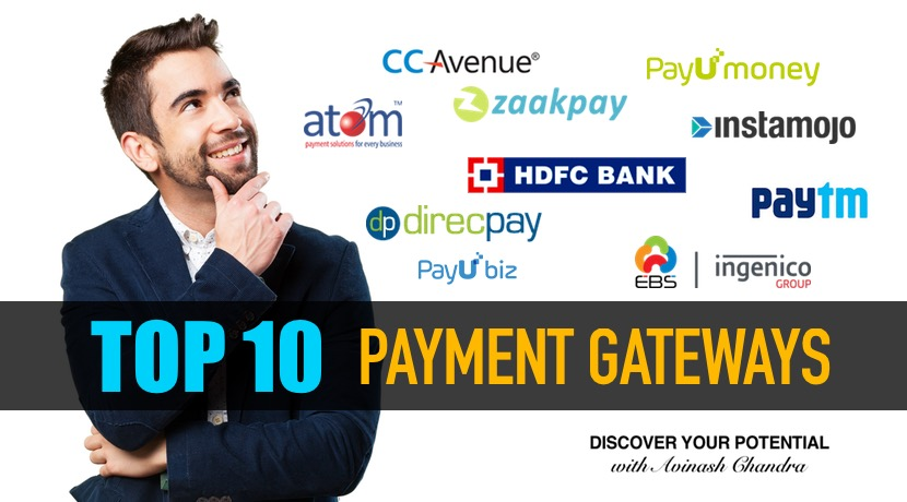 Top 10 Best Payment Gateways in India for Small Business Success