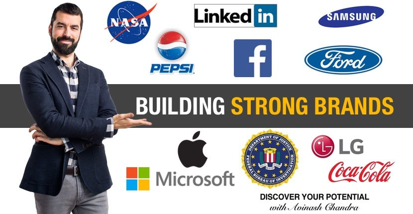 Building Strong Brands & How Branding helps you build your Business