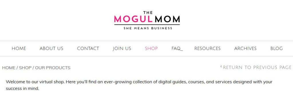 HOW AN ONLINE BUSINESS IDEA TARGETED AT MOMS MAKE MONEY ONLINE