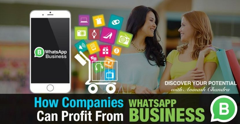 WhatsApp Business App - How Companies Can Profit from it
