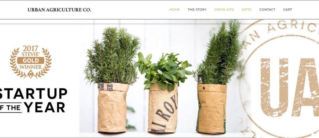 Unique Business Idea in Urban Agriculture