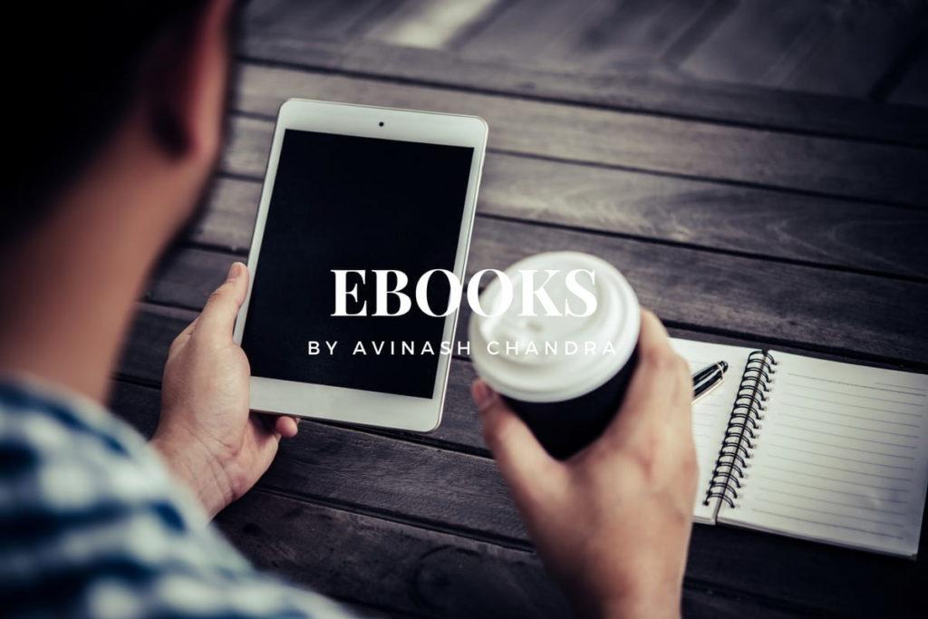 eBooks on Business growth through Digital Marketing by Avinash