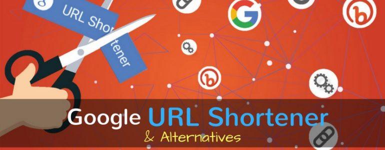 Google URL Shortener and other alternative link shortener tools