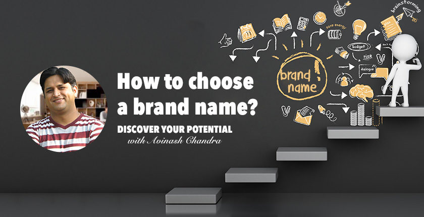 How to choose a Brand Name for your company