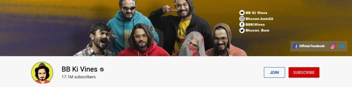 top richest youtubers in india BB KI VINES